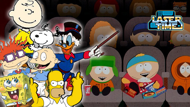 The Top 10 Animated Films Based on TV Cartoons – Laser Time