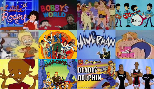 The Best And Worst Of Celebrities In 80s And 90s Cartoons Laser Time