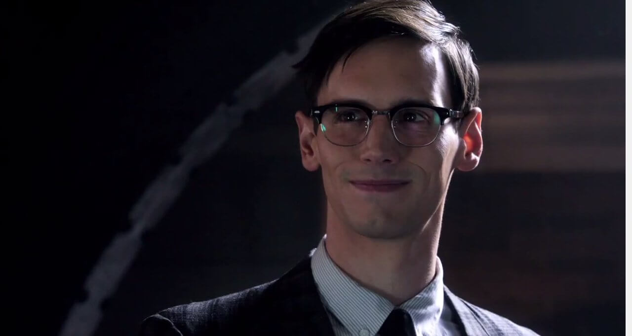 gotham tv show batman riddler laser time