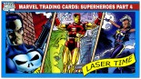 Marvel Trading Cards Analysis – Super Heroes Part 4