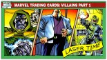 Marvel Trading Card Analysis – Super-Villains