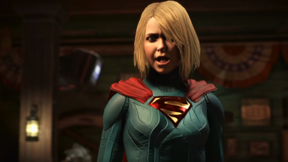 Injustice 2 Top Image