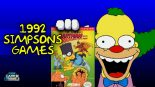 Simpsons Games of 1992