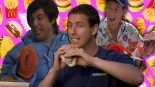 Adam Sandler Loves Food