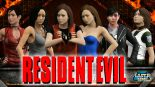Resident Evil's Women Heroes Throw Down – Fantasy Fight!
